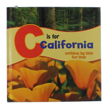 Book: C is for California for Sale on Swap.com