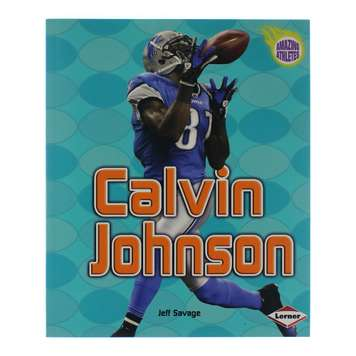 Book: Calvin Johnson for Sale on Swap.com
