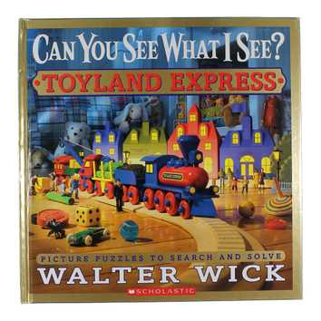 Book: Can You See What I See? Toyland Express for Sale on Swap.com