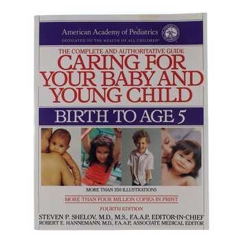 Book: Caring For Your Baby And Young Child Birth To Age 5 for Sale on Swap.com