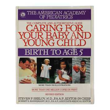 Book: Caring For Your Baby And Young Child for Sale on Swap.com