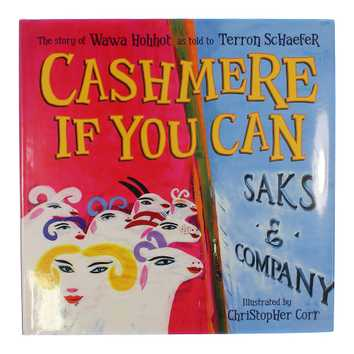 Book: Cashmere If You Can for Sale on Swap.com