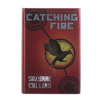 Book: Catching Fire for Sale on Swap.com