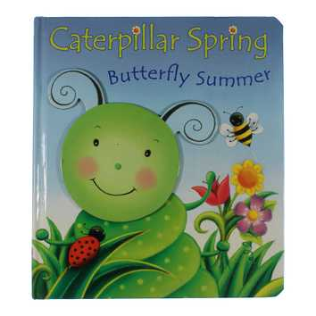 Book: Caterpillar Spring Butterfly Summer for Sale on Swap.com