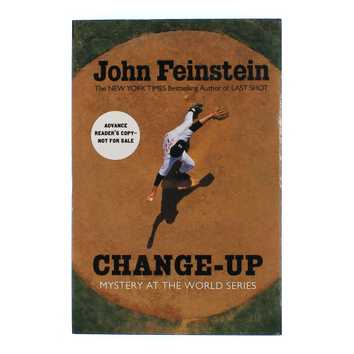Book: Change Up- Mystery At The World Series for Sale on Swap.com