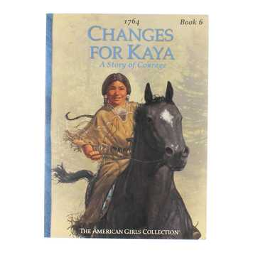 Book: Changes For Kaya for Sale on Swap.com
