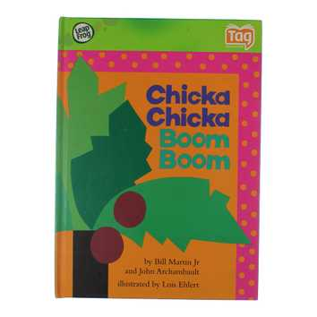 Book: Chicka Chicka Boom Boom for Sale on Swap.com