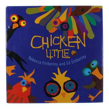Book: Chicken Little for Sale on Swap.com