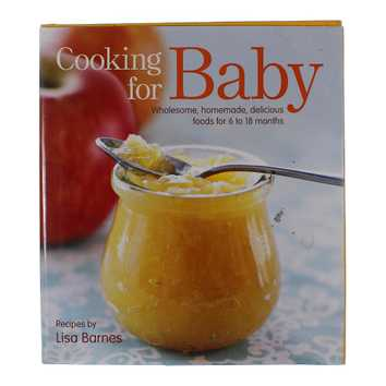 Book: Cooking For Baby for Sale on Swap.com