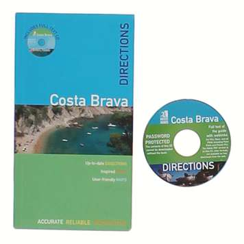 Book: Costa Brava Directions for Sale on Swap.com