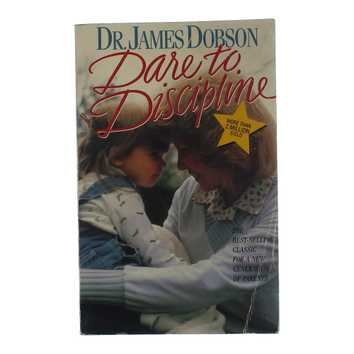 Book: Dare To Discipline for Sale on Swap.com