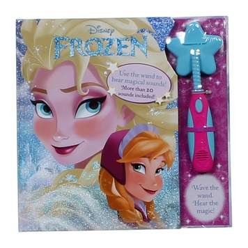 Book: Disney Frozen for Sale on Swap.com
