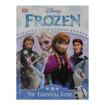Book: Disney Frozen - The Essential Guide for Sale on Swap.com