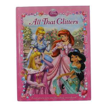 Book: Disney Princess All That Glitters for Sale on Swap.com