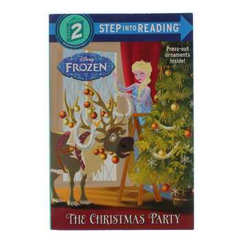 Book: Disney The Frozen The Christmas Party for Sale on Swap.com