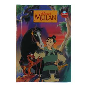 Book: Disney's Mulan for Sale on Swap.com