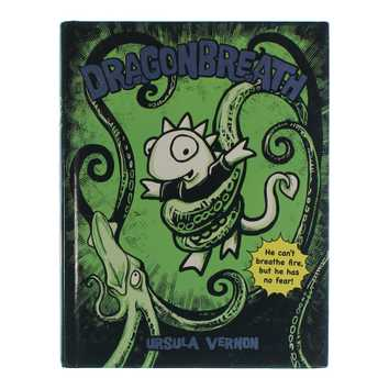 Book: Dragonbreath for Sale on Swap.com