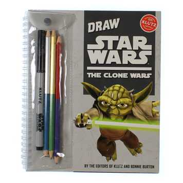 Book: Draw Star Wars The Clone Wars for Sale on Swap.com