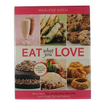 Book: Eat What You Love for Sale on Swap.com