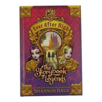 Book: Ever After High for Sale on Swap.com