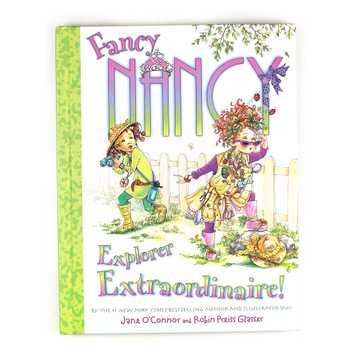 Book: Fancy Nancy Explorer Extraordinaire for Sale on Swap.com