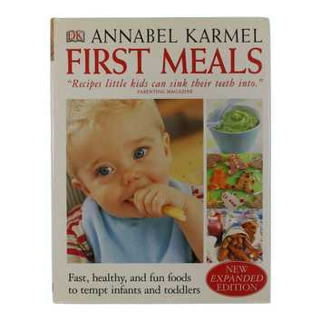 Book: First Meals for Sale on Swap.com