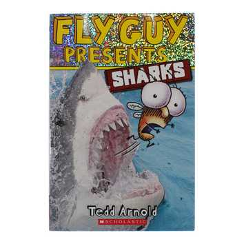 Book: Fly Guy Presents Sharks for Sale on Swap.com