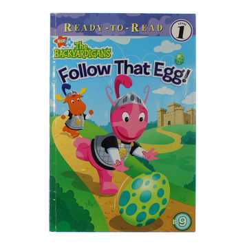Book: Follow That Egg! for Sale on Swap.com