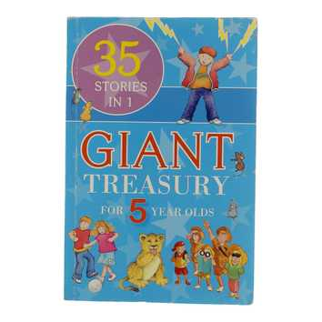 Book: Giant Treasure For 5 Years Old for Sale on Swap.com