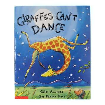 Book: Giraffes Can't Dance for Sale on Swap.com