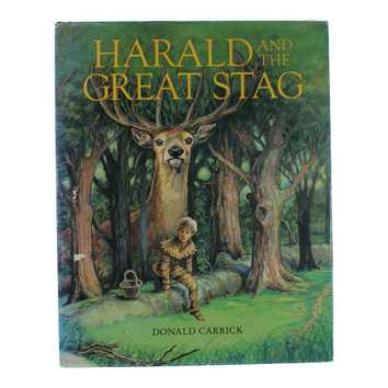 Book: Harald and the Great Stag for Sale on Swap.com