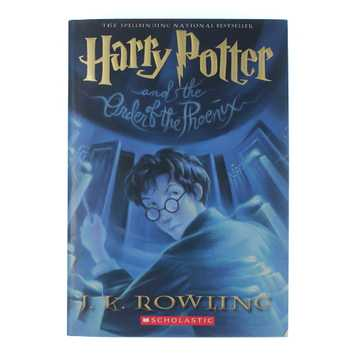 Book: Harry potter And The Order Of The Phoenix for Sale on Swap.com