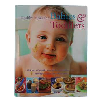Book: Healthy Meals For Babies & Toddlers for Sale on Swap.com