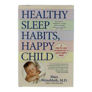 Book: Healthy Sleep Habits, Happy Child for Sale on Swap.com