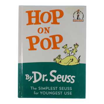 Book: Hop On Pop by Dr Seuss for Sale on Swap.com
