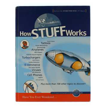Book: How Stuff Works for Sale on Swap.com