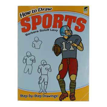 Book: How To Draw Sports for Sale on Swap.com