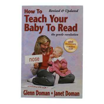 Book: How to Teach Your Baby to Read for Sale on Swap.com