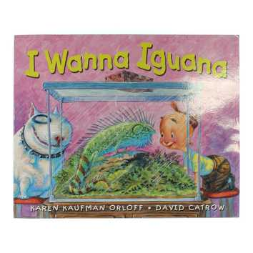 Book: I Wanna Iguana for Sale on Swap.com
