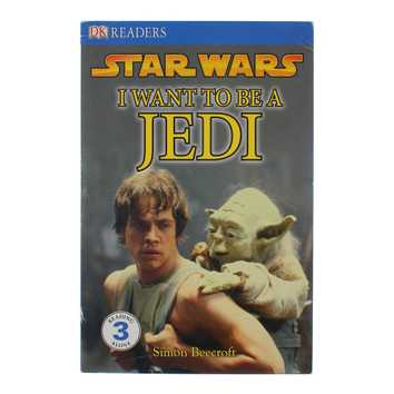 Book: I Want To Be A Jedi for Sale on Swap.com
