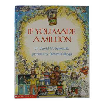Book: If You Made A Million for Sale on Swap.com