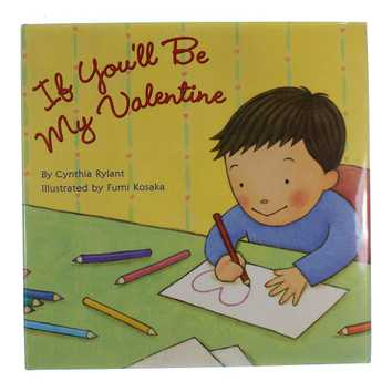 Book: If You'll Be My Valentine for Sale on Swap.com