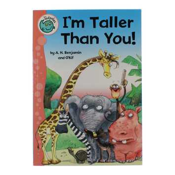 Book: I'm Taller Than You for Sale on Swap.com