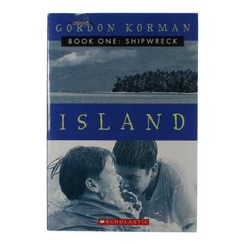 Book: Island Book One: Shipwreck for Sale on Swap.com