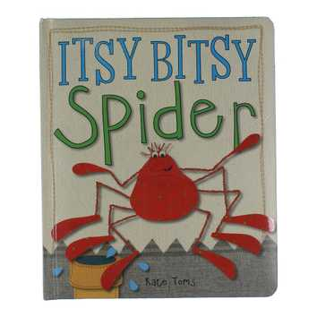 Book: Itsy Bitsy Spider for Sale on Swap.com