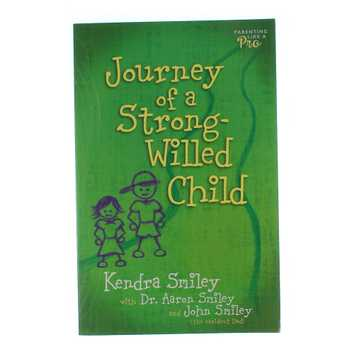 Book: Journey Of A Strong-Willed Child for Sale on Swap.com
