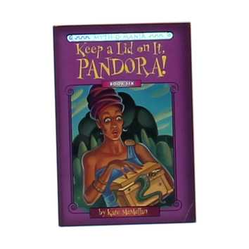 Book: Keep a Lid on it Pandora! for Sale on Swap.com