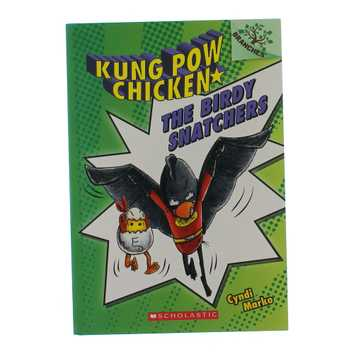 Book: Kung Pow Chicken for Sale on Swap.com