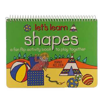 Book: Let's Learn Shapes for Sale on Swap.com