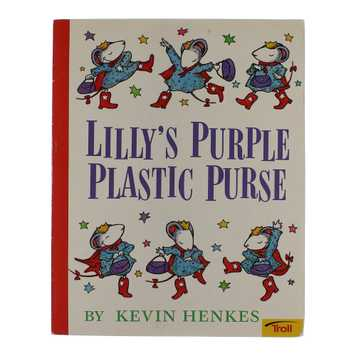 Book: Lilly's Purple Plastic Purse for Sale on Swap.com